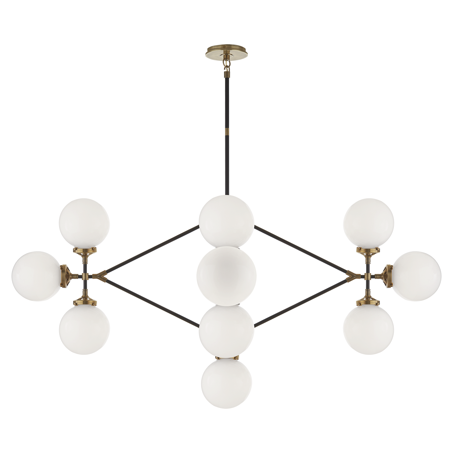 Bistro Four Arm Chandelier With Images Arm Chandelier Chandelier Ceiling Lights Visual