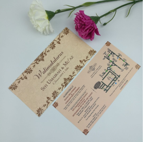 Home Chantiqs Kad Kahwin Kad Kahwin Wedding Cards Wedding