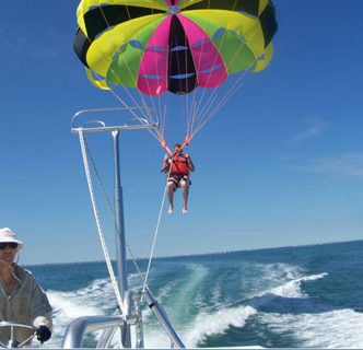 Want To Soar Over The Atlantic Ocean And See Sights From