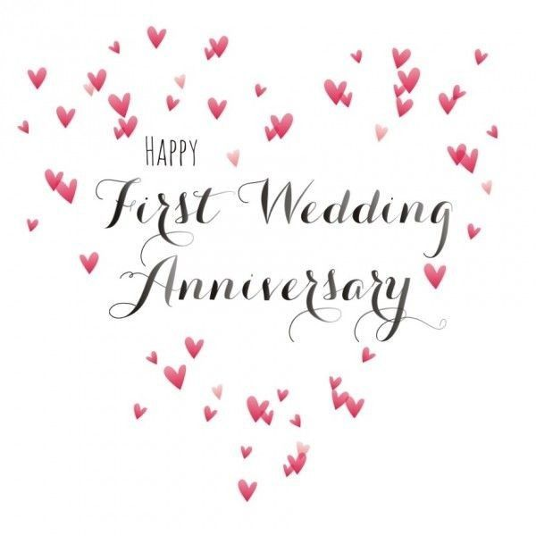 Hearted Heartless Happy First Anniversary In 2020 Happy First Wedding Anniversary First Wedding Anniversary 1st Wedding Anniversary Quotes