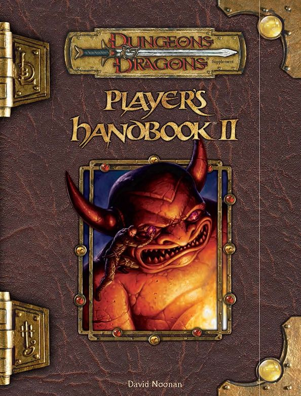 player 39 s handbook ii 3 5 book cover and interior art for dungeons and dragons 3 0 and 3 5. Black Bedroom Furniture Sets. Home Design Ideas