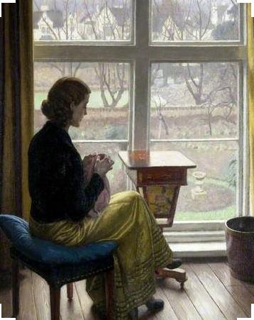 Seamstresses in Fine Art Art, Painting, John wood