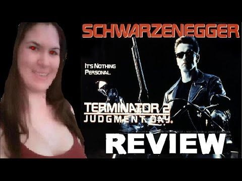 Terminator 2: Judgment Day - Movie Review by LaurenLovesMovies