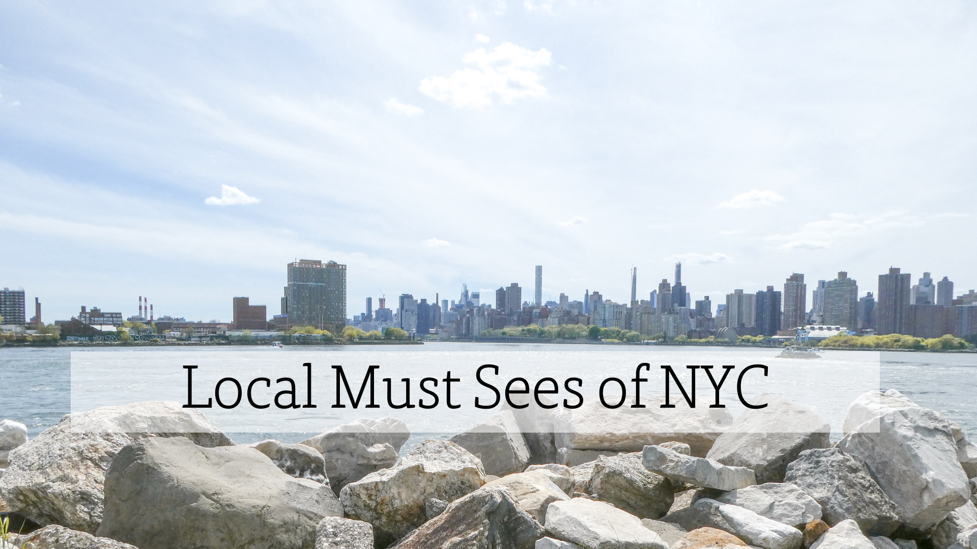 Local Must Sees of NYC in 2020 American travel, Nyc