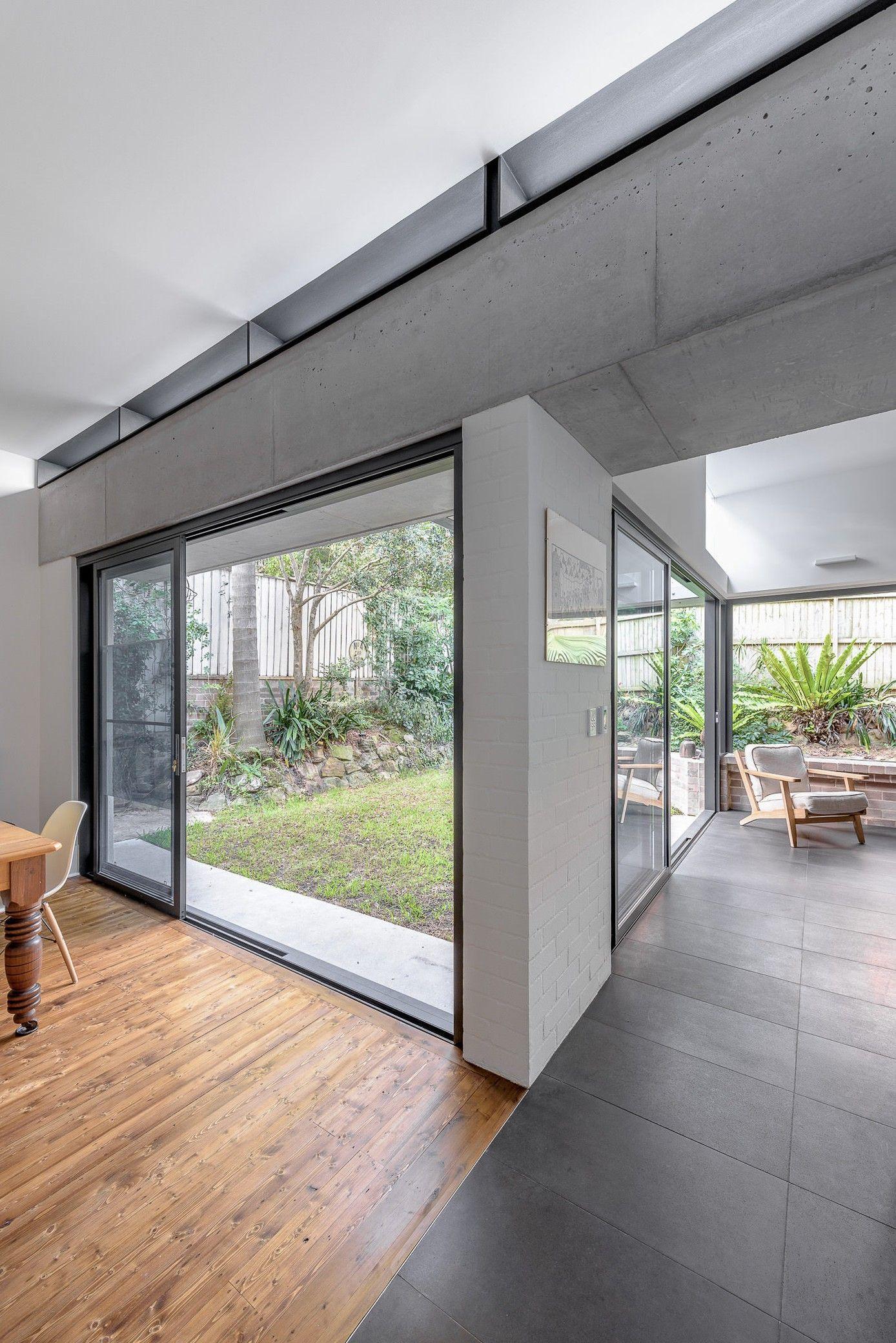 Randwick Pavilion House Design Contemporary Interior Design
