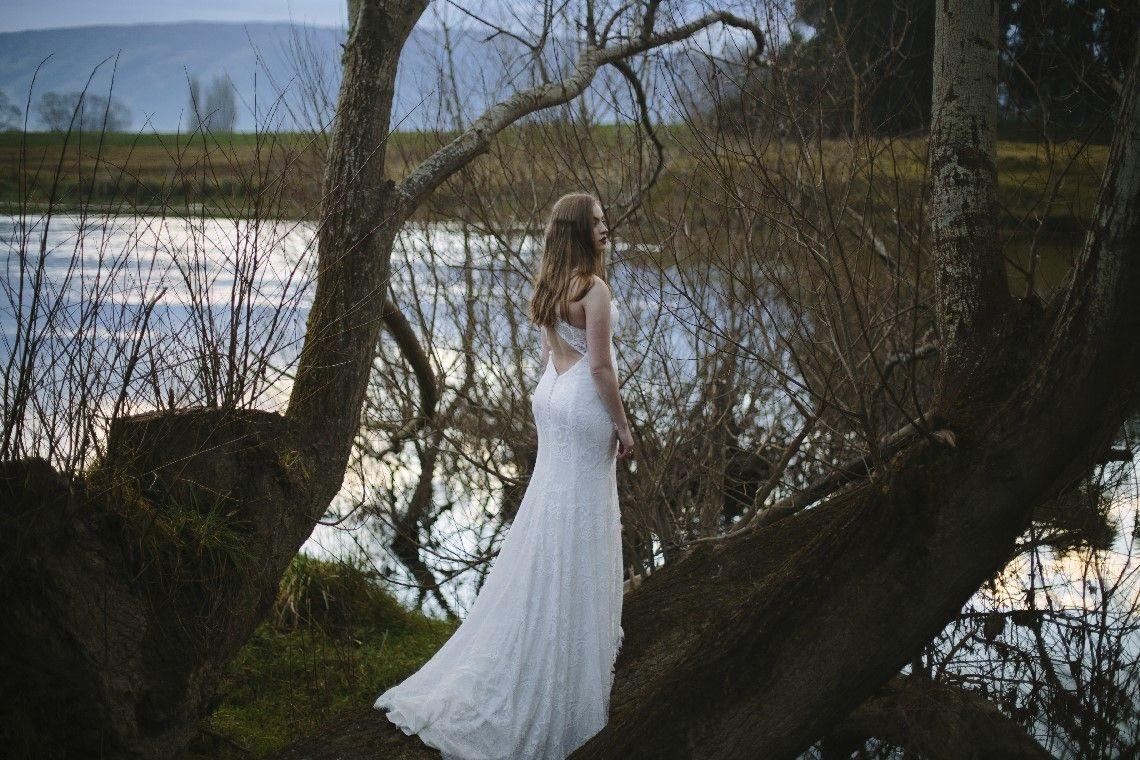 Glorious dunedin daisy brides brides wedding dress