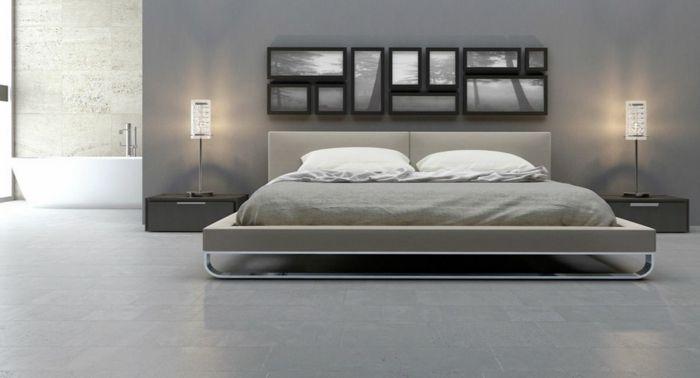 schlafzimmer einrichten einrichtungsbeispiele wohnideen - schlafzimmer einrichten inspirationen