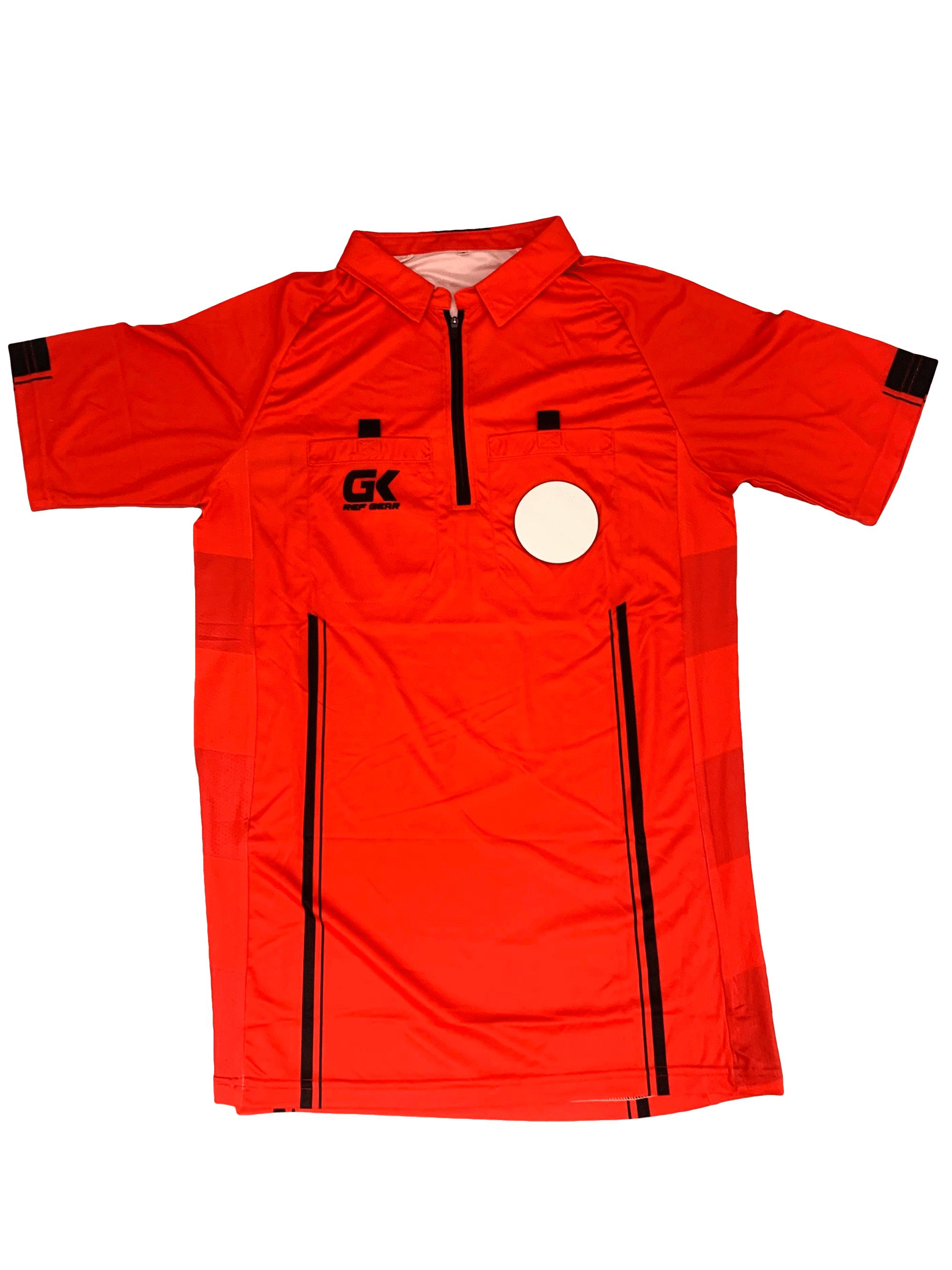 Soccer Referee Jersey Short Sleeve In 2020 Jersey Shorts Referee Shirts Referee
