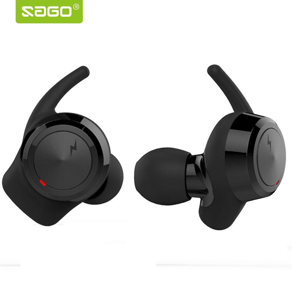 Sago Us 001 Wireless Bluetooth Earbuds Mini Headphone Sport Headset In Ear Earphone For Iphone 8 Sumsun Bluetooth Earbuds Wireless Headphones Bluetooth Earbuds