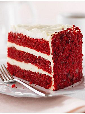 Allen Brothers Cream Cheese Red Velvet Cake - No Color