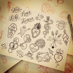 Valentineu0027s Day Tattoo   Αναζήτηση Google