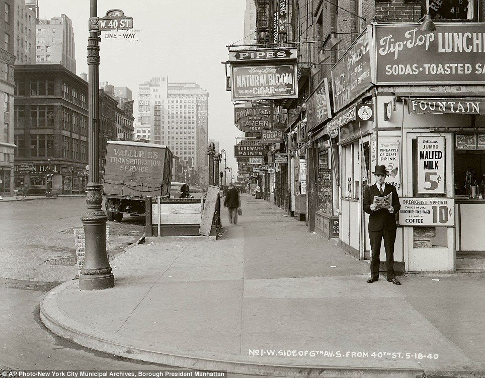 1054 best images about Old New York #1 on Pinterest