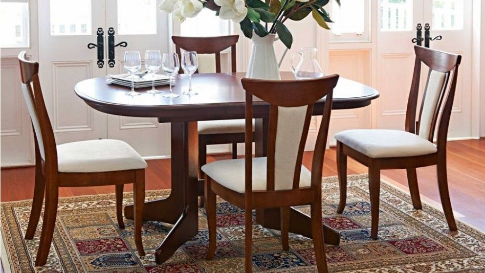 Dining Room Extension Table Mystique 7 Piece Dining Setting  Dining Furniture  Dining Room