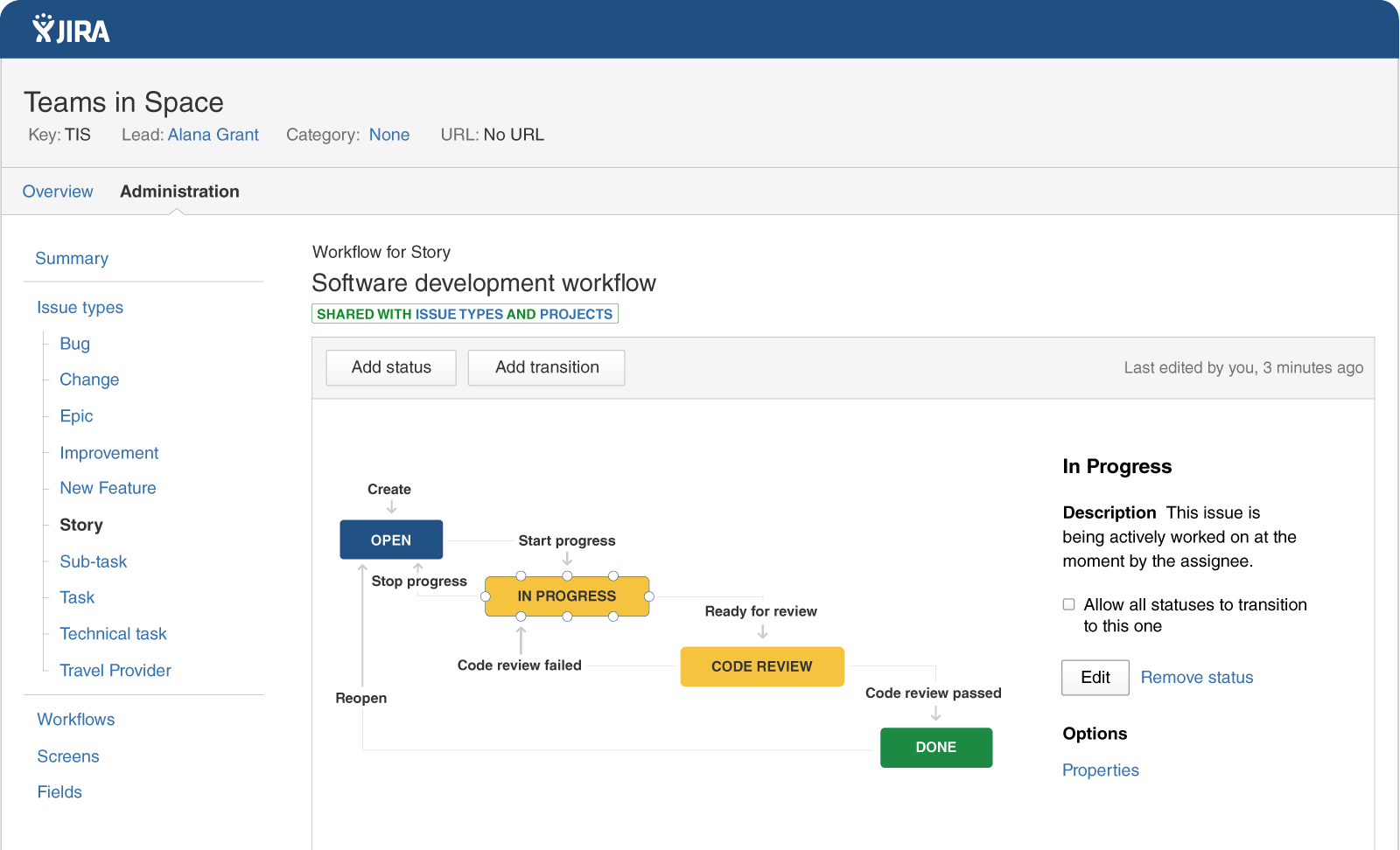Jira Issue Project Tracking Software Software Development Agile Software Development Tracking Software