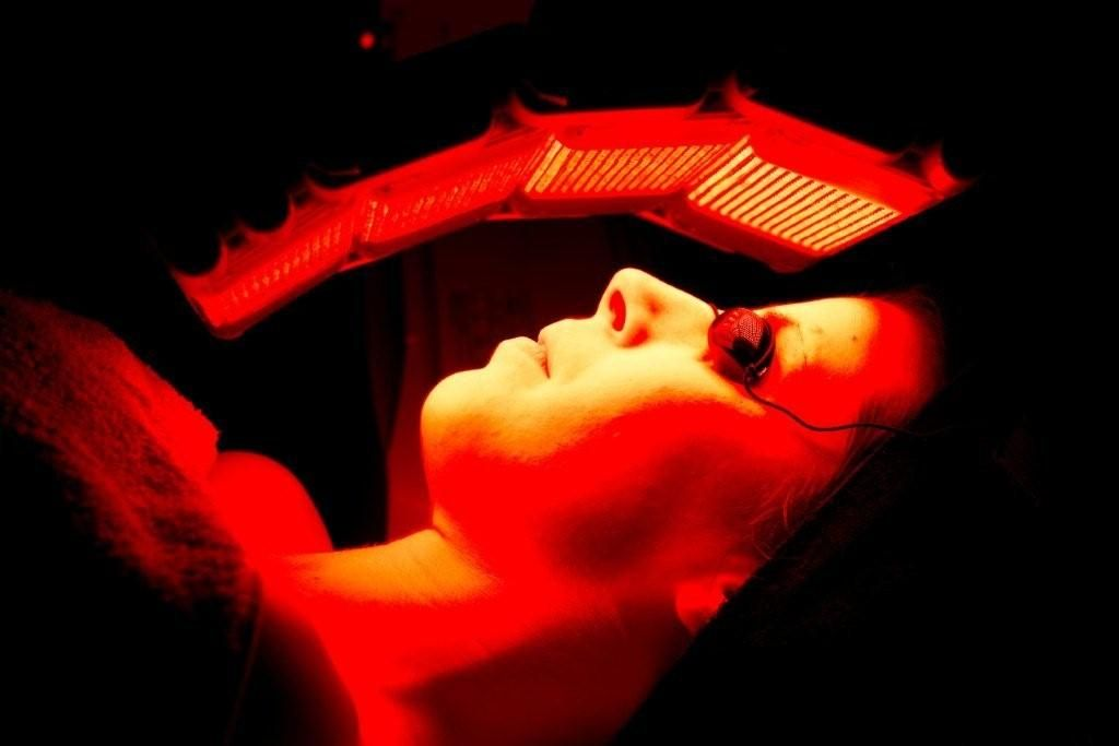 Omnilux Revive Light Therapy A Totally Pure Red Visible