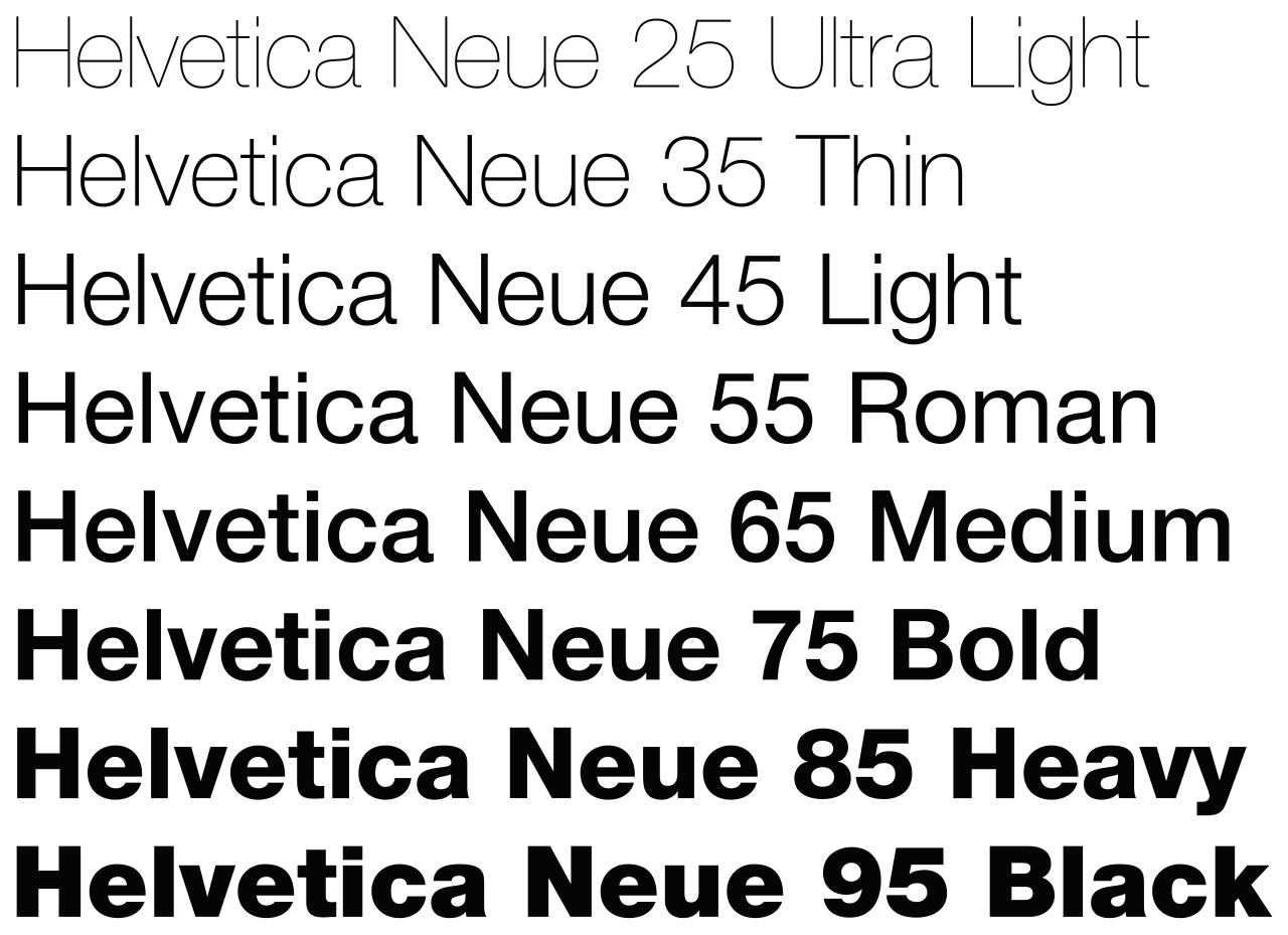 Image result for helvetica | mockingbird theater project ...