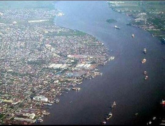 Pontianak Is Capital City Of West Kalimantan Indonesia West Kalimantan South Kalimantan East Kalimantan