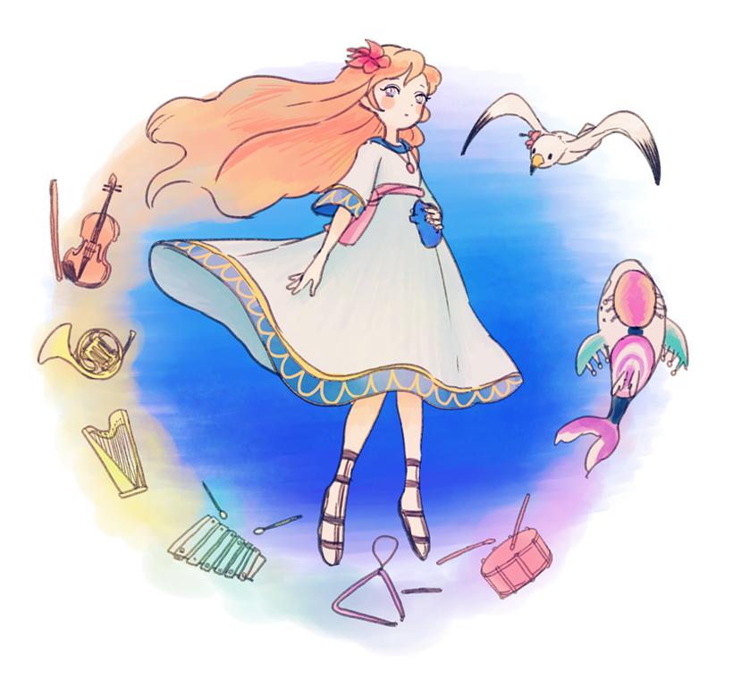 Link S Awakening Marin Legend Of Zelda Legend Of Zelda