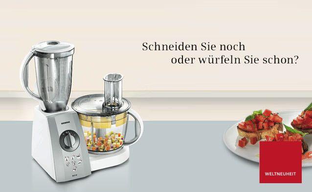 Kuchenmaschine Siemens Elegant Weltneuheit Schneidet Wurfel Siemens Kuchenmaschine Di 2020