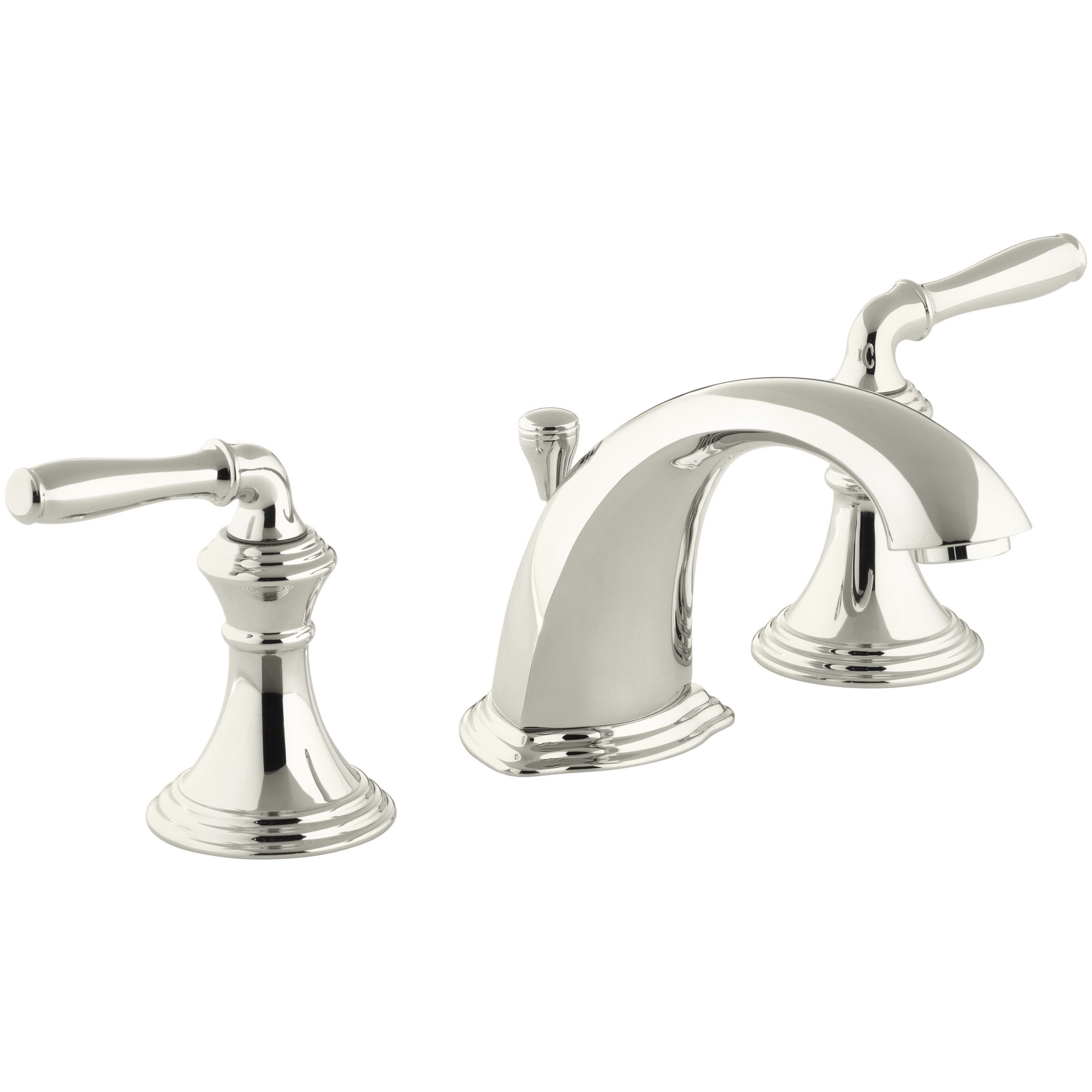 Devonshire Standard Bathroom Faucet with Drain Assembly | Faucet and ...