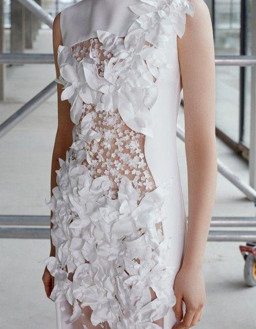 Raindrops Kleid | Tüll blumen, Brautjungfern und Braut