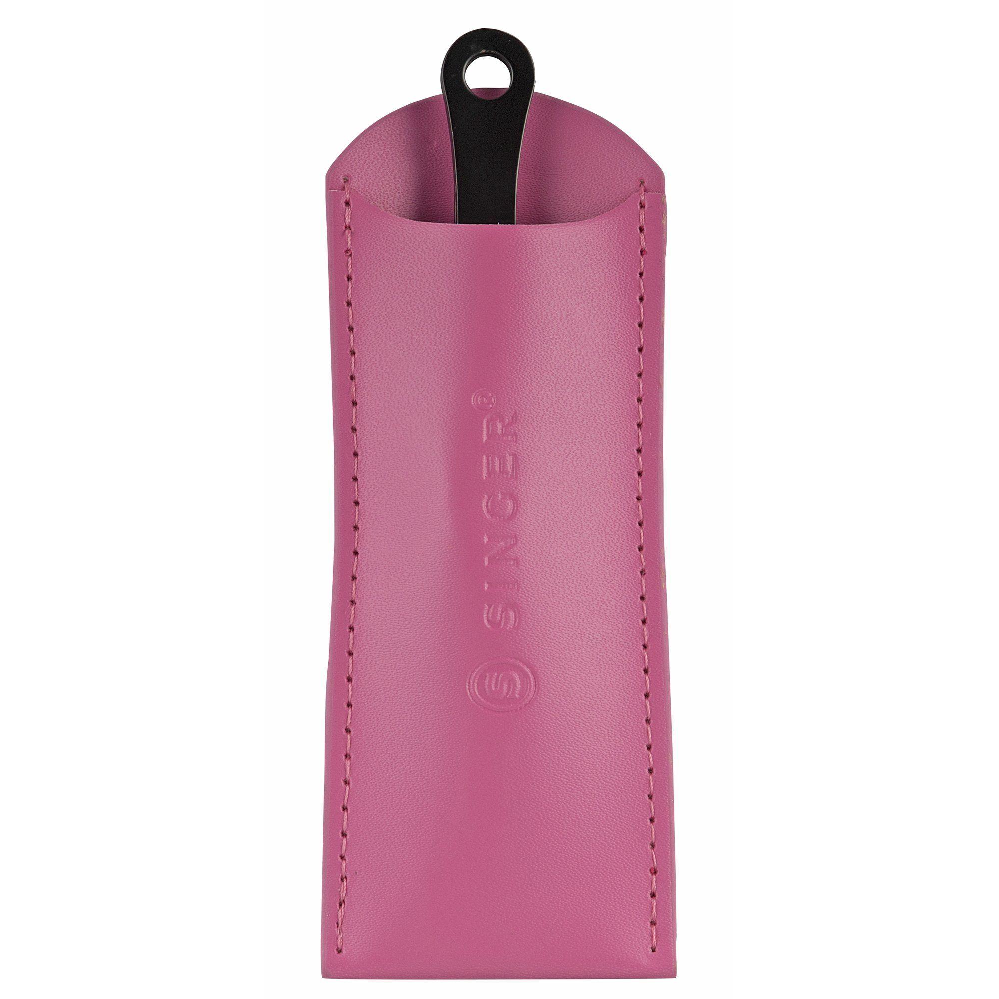 SINGER 50024 ProSeries Self-Locking Tweezer with Storage Sleeve