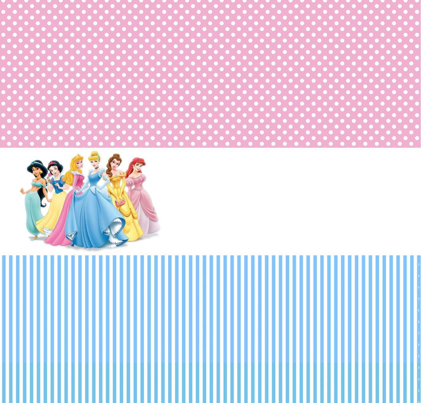Kit Festa Princesas Disney Princesas Disney Decoracao Festa