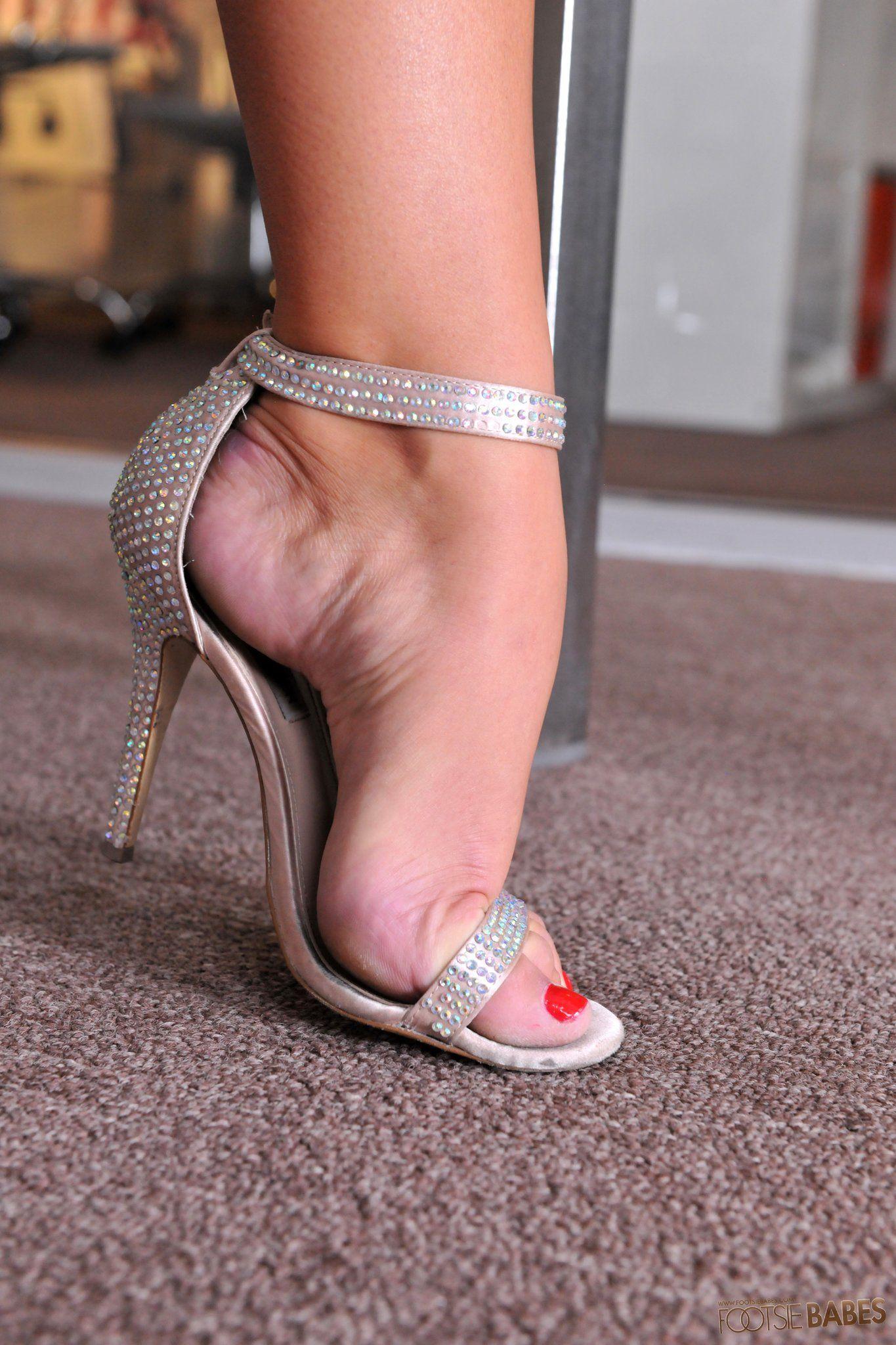 High heels challenge im weingarten