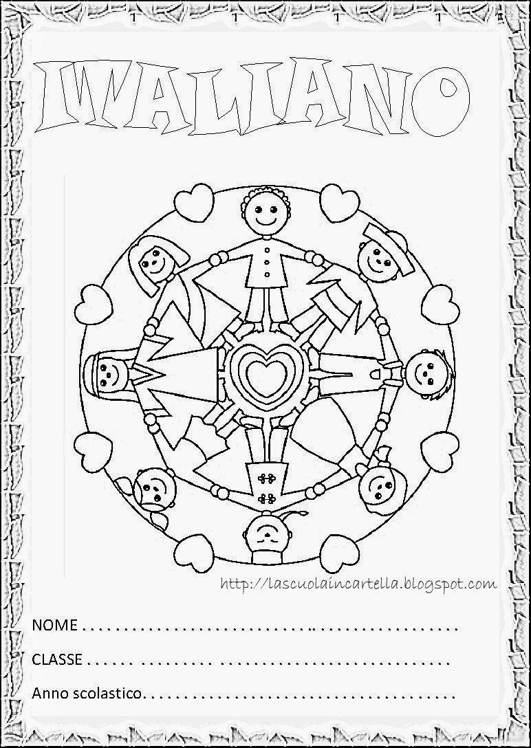 Risultati Immagini Per Copertine Quaderni Italiano Arte E Immagine