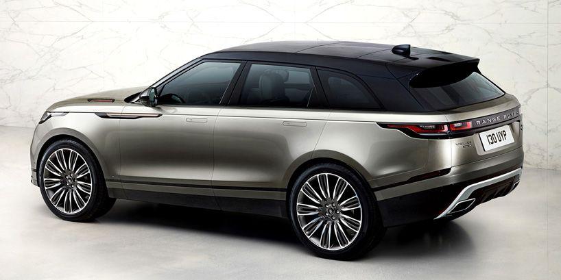 Range Rover Velar Unveiled At London S Design Museum Range Rover Supercharged Range Rover The New Range Rover