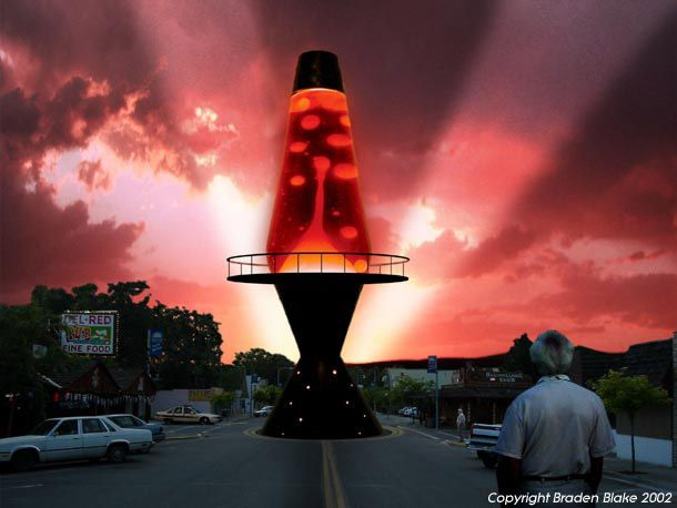 Soap Lake, The Oracle, and the Worlds Biggest Lava Lamp ...