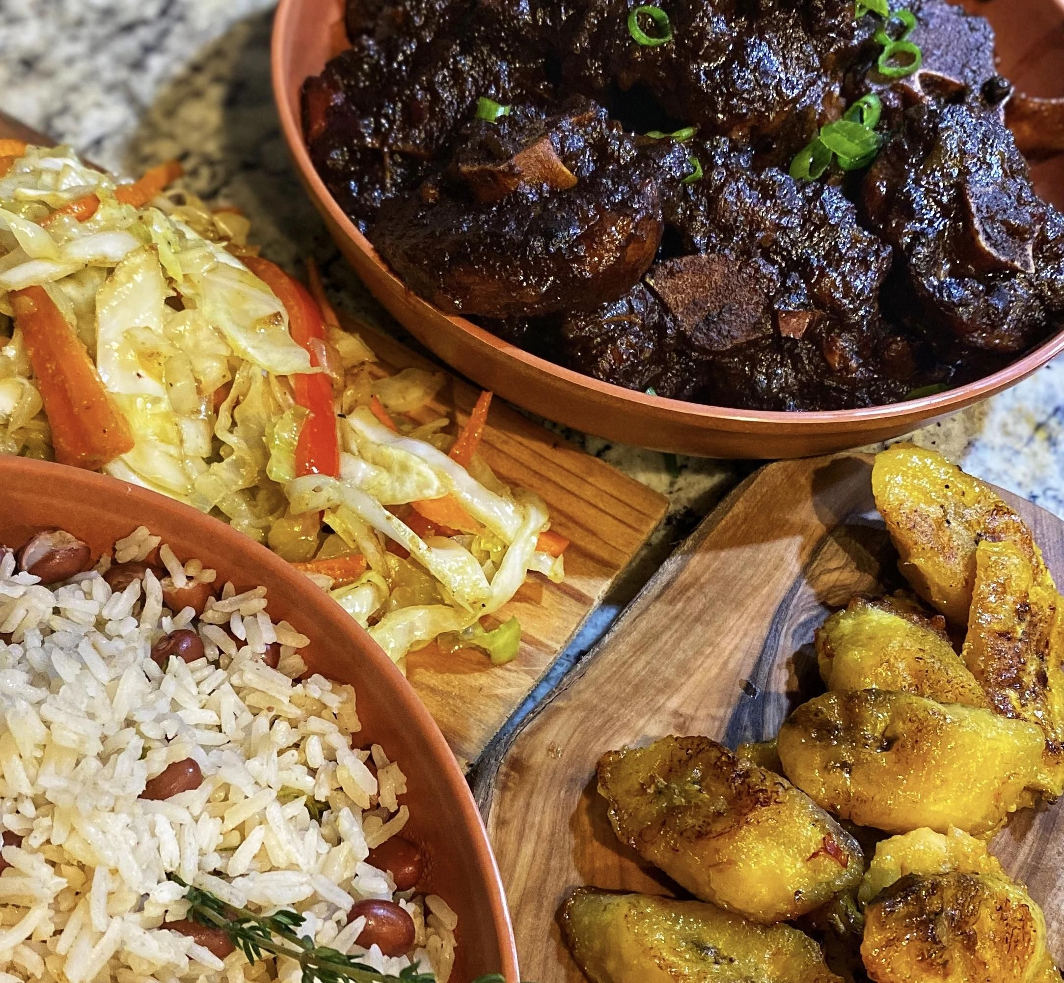 Oxtail Recipe Themoodyfoody Oxtail Recipes Jamaican Recipes Recipes
