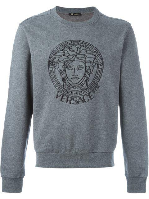 7d0d3bb5320d2 VERSACE  Versace Gym  Sweatshirt.  versace  cloth  sweatshirt ...
