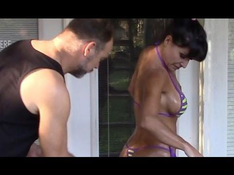 Tanning spray tan nude girls