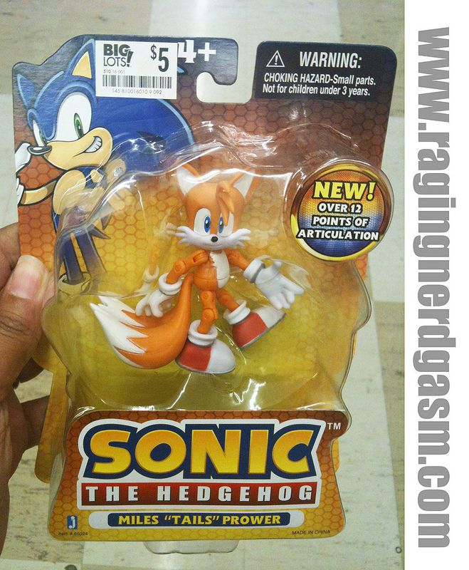 Sonic The Hedgehog Miles Tails Prower By Jazwares 001 Super Smash Bros Party Sonic Birthday Parties Sonic Birthday
