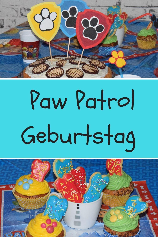 Paw Patrol Party Geschenkideen Zum 3 Geburtstag Paw Patrol