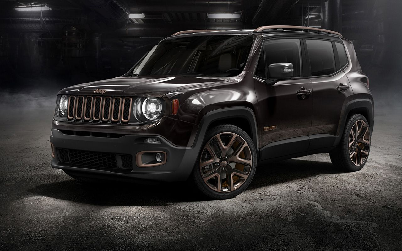 Jeep Renegade Concept Jeep Renegade 2015 Jeep Renegade Jeep