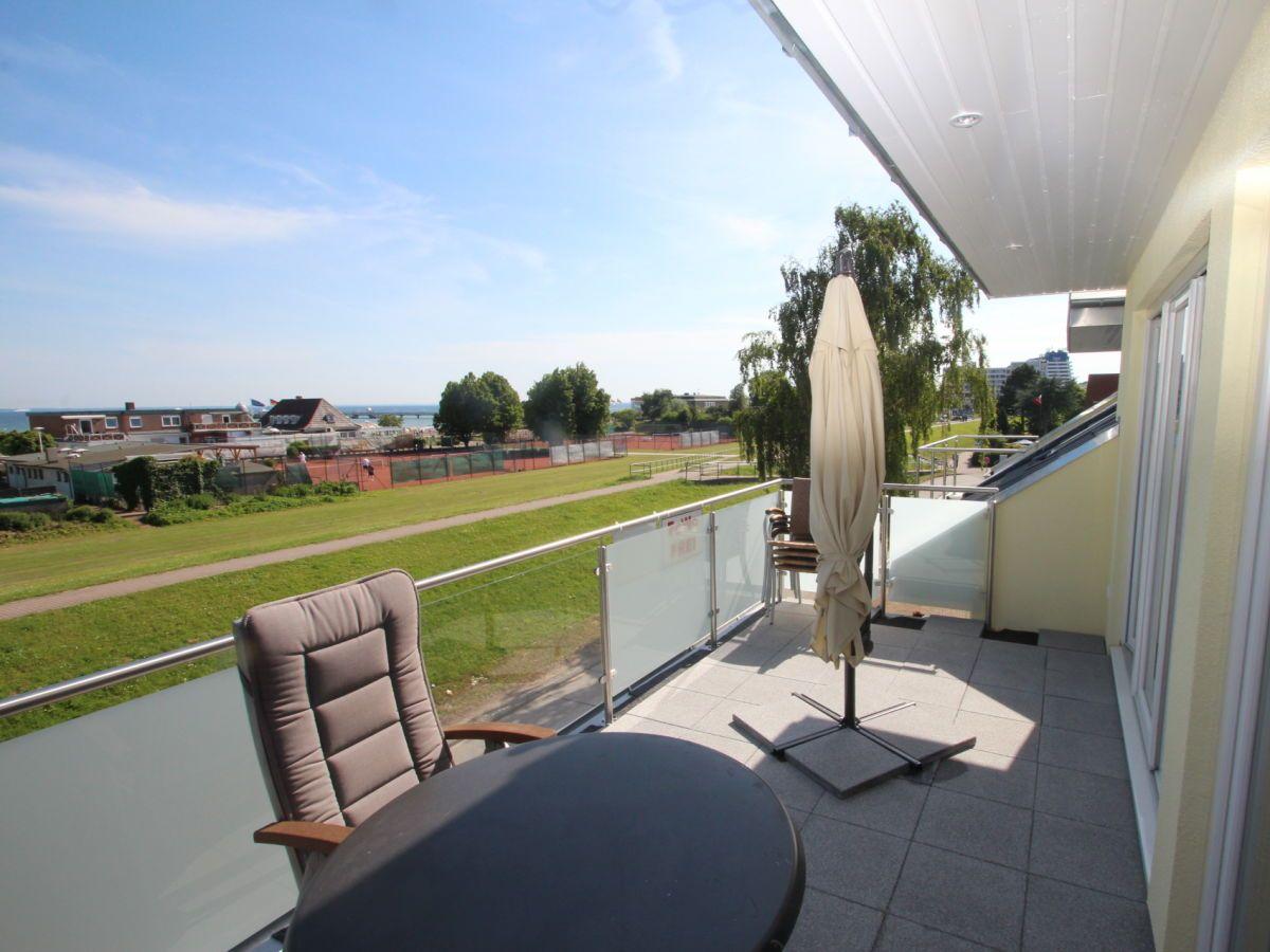 Grosser Balkon 1 (mit Bildern) Ferienwohnung