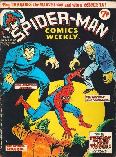 16+ Spiderman silvermane ideas