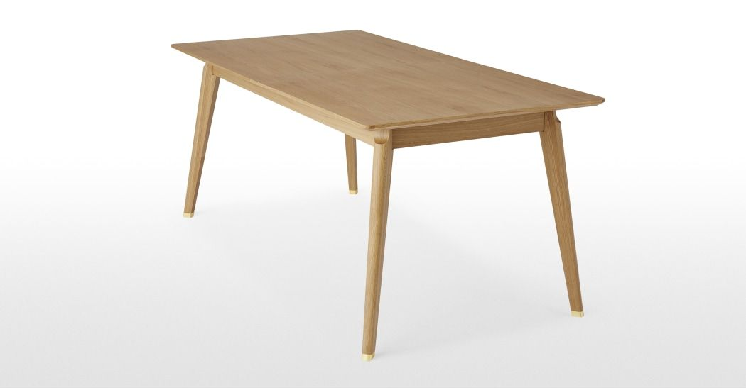 Albers Extending 8 12 Seat Dining Table Oak