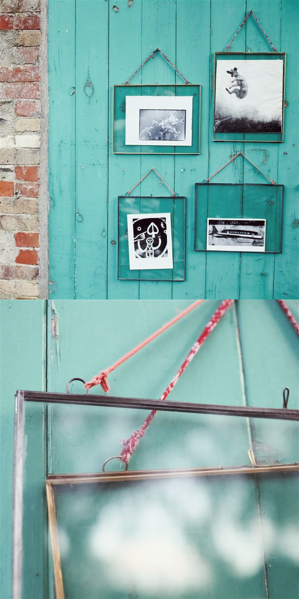 NEW to the Kiko Glass Frame range - Extra Large Antique Brass. Sizes ...