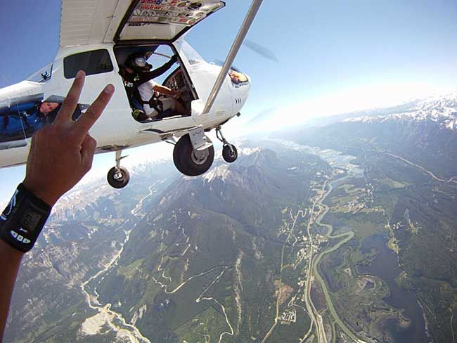 Pin by Lindsay Miller on adventures   Best places to skydive