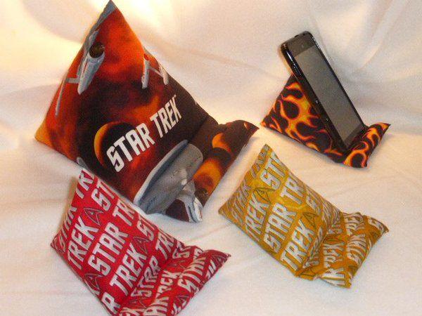 Handy- und Tablet - Sitzsack \