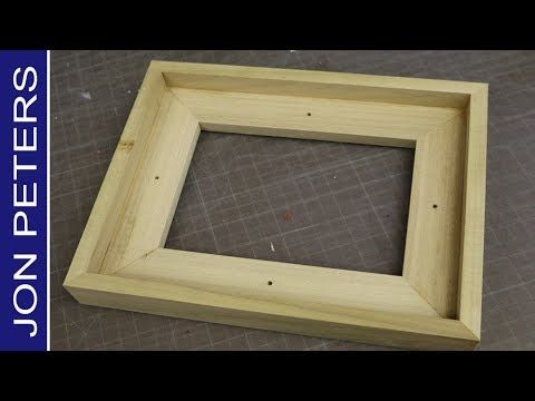 how to make a floater frame