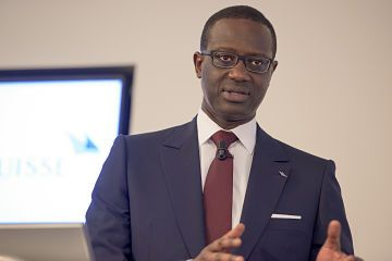Tidjane Thiam (CEO de Credit Suisse) cree que el mercado es tonto