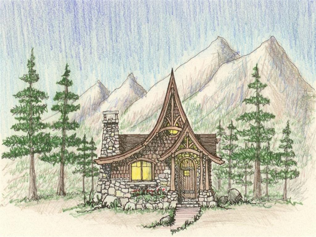 Storybook Cottage House Plans old english cottage house plans with | fairy houses - a