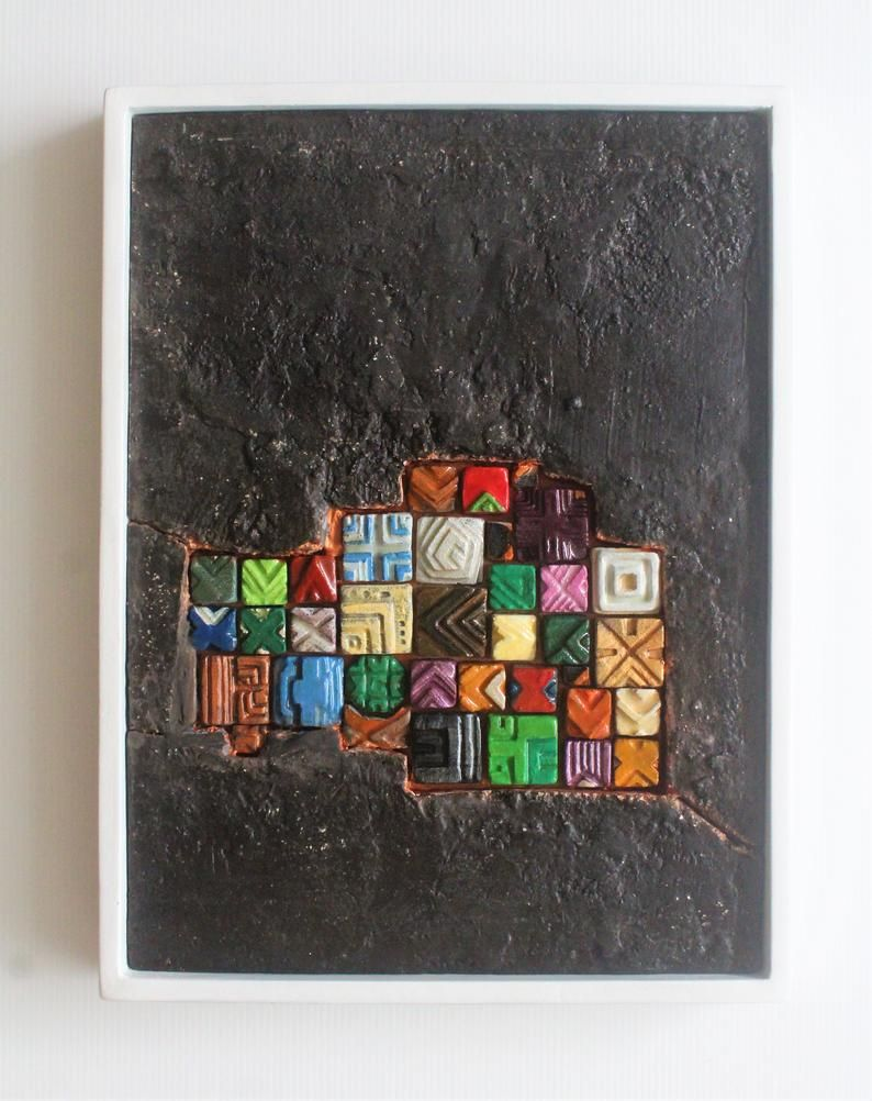 Surfaces S9,wall sculpture,abstract wall art,abstr