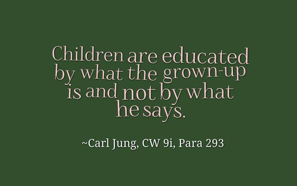 carl jung children