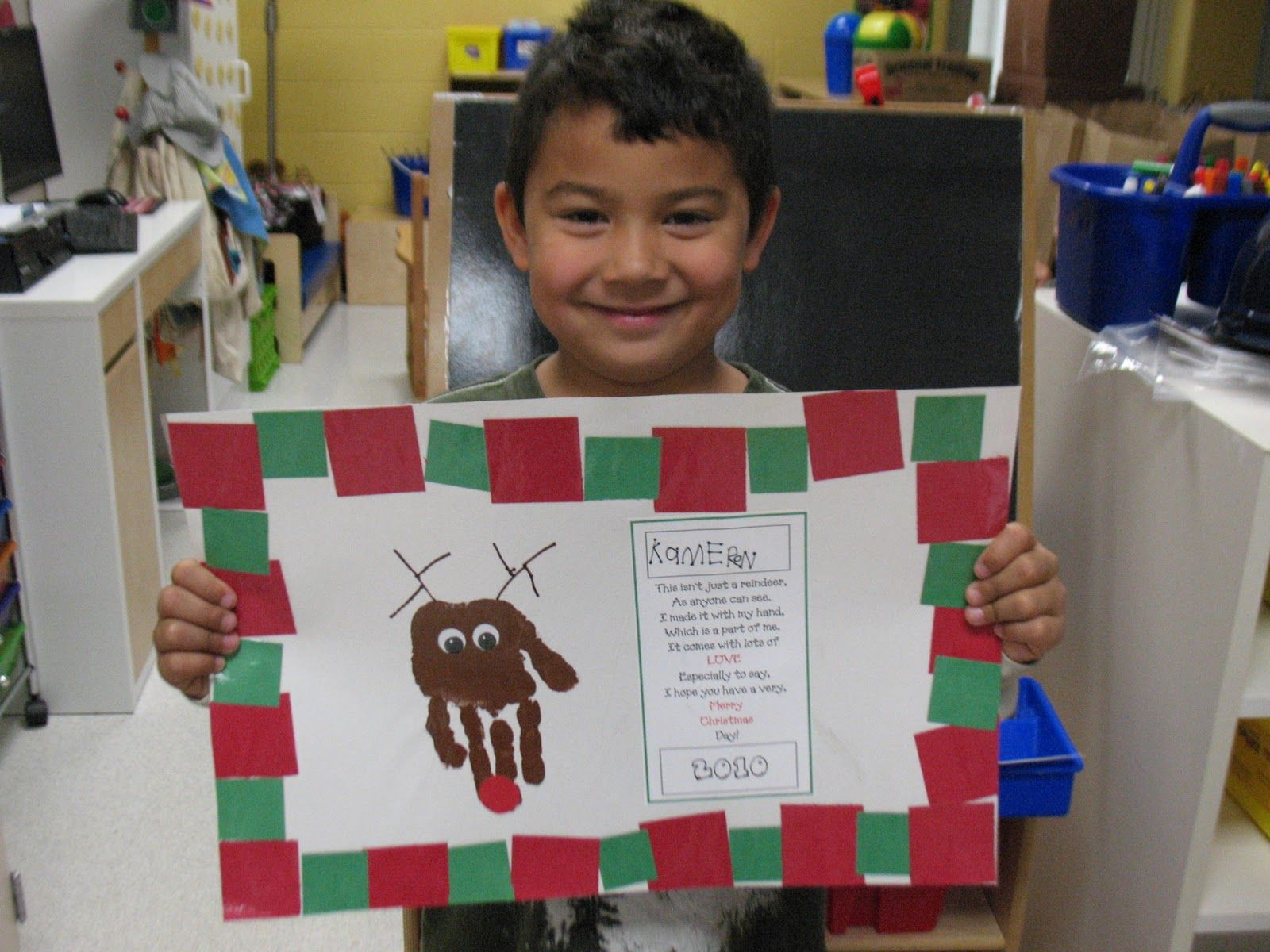 Pin By Ivonne Solano On Teaching Preschool Christmas Crafts Kindergarten Crafts Christmas Kindergarten