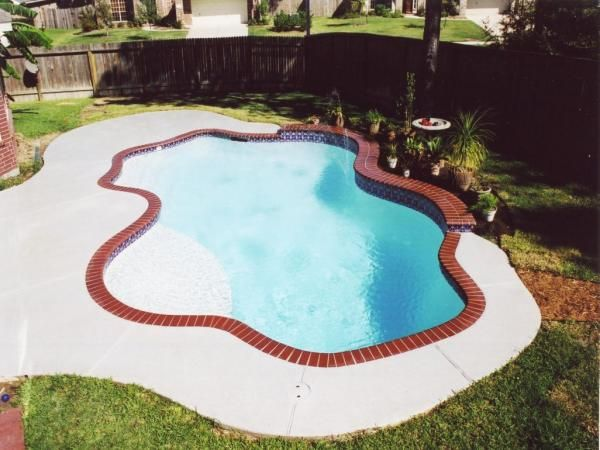 Colors For Pool Tiles With Brick Coping Google Search Pool Coping Pool Pool Tile